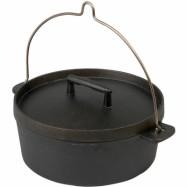 Skeppshult Fältugn 5,5 liter 29 cm Järnlock