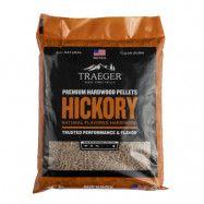 Traeger - Traeger Pellets 9 kg  Hickory