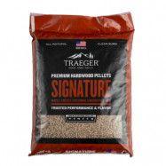 Traeger - Traeger Pellets 9 kg  Signature