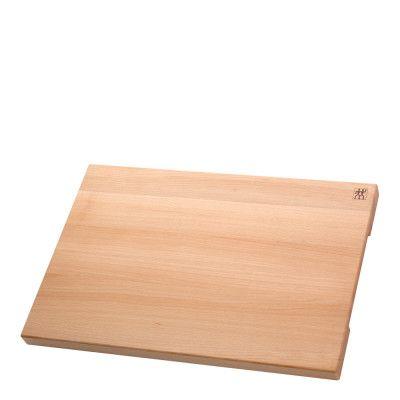 Skärbräda 60x40 cm Bok Solid