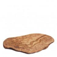 Naturally Med - Skärbräda Olivträ 35 cm