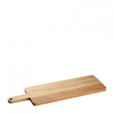 Skärbräda Strimla i ek, 90x30 cm