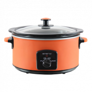 Emerio Slow Cooker 4.5 L Orange