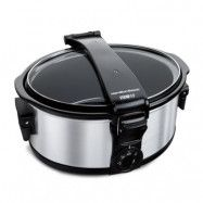 Hamilton Beach Slow Cooker Stay or Go 5.5 L