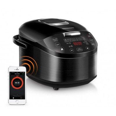 Redmond SkyCooker Bluetooth/WiFi-styrd Slowcooker med Multifunktion 5L