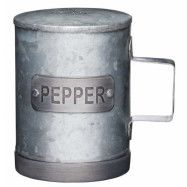 Industrial Kitchen Pepper Shaker
