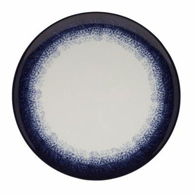 Blue Rain Tallrik 28 cm