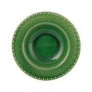 Romance Tallrik djup 23 cm Grön