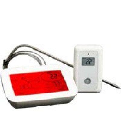 Fantastisk Trådlös stektermometer - Kökstillbehörbutiken DF-87
