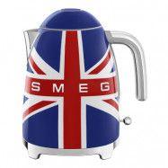 Smeg - 50's style Vattenkokare  Union Jack